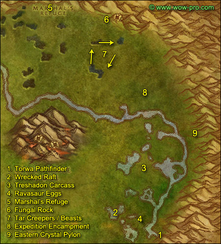 Jame S Horde Leveling Guide Chapter Iv 51 60